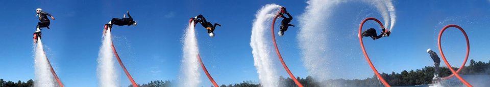 salto--flyboard